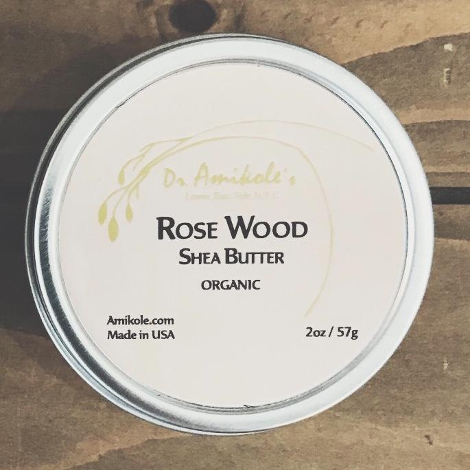 Amikole shea butter Rose wood ローズウッド